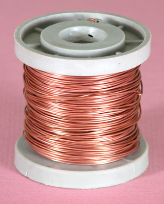 Lab Equipment and Supplies: Bare Copper Wire 18 SWG 1lb