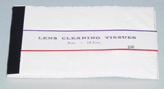 Lens Cleaning Paper Tissue