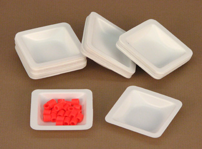 Weigh Boats Square Small pk of 100