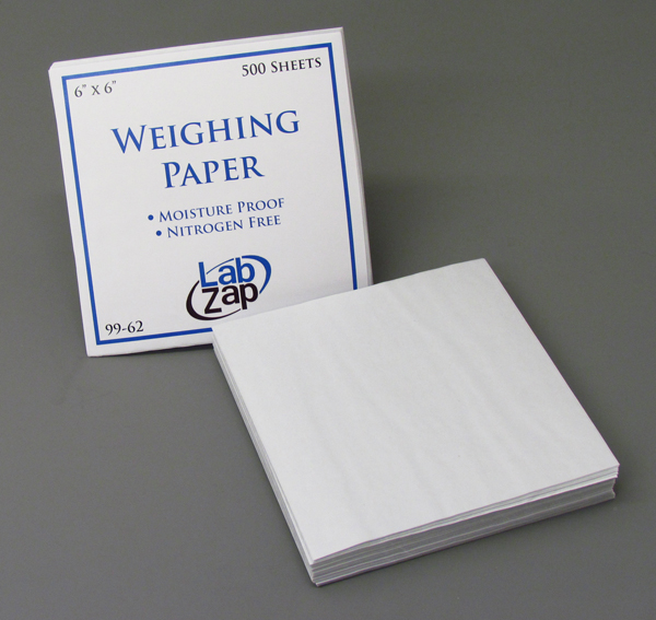 weighing paper Understanding paper weight and if 500 sheets of cover paper (20 x 26 inches) weigh 65 lbs, then a ream of this paper trimmed to tabloid size would be marked as 65lb.