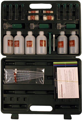 1665 Soil Test Kit, 200 Tests, pH, N, P, K