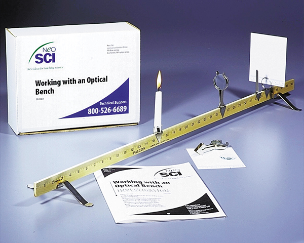 Working with an Optical Bench