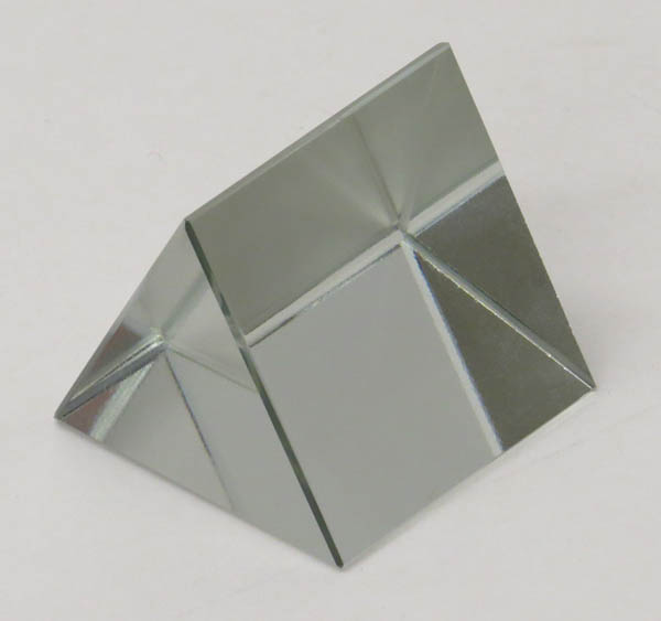 Prism Glass Equilateral 25 x 25mm