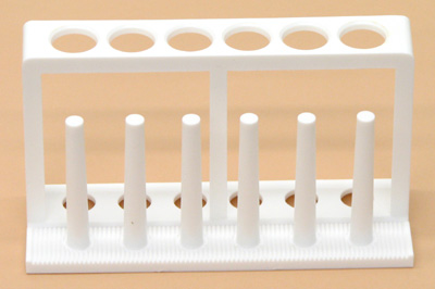 Test Tube Rack Stand for 6