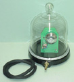 Bell and Vacuum Sound Jar