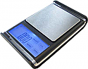 Touch Screen Pocket Scale 1000g x 0.1g