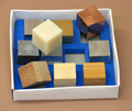 Density Cube Set of 10