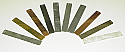 Electrode Stainless Steel Strip Flat