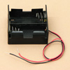 'D' Cell Double Battery Holder With Wire