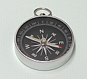 Magnetic Compass with Ring Metal Body 40mm