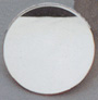 Mirror Glass Concave 75mm x 150mm