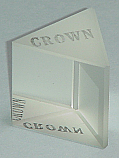 Spectrometer Prism Crown Glass