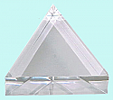 Prism Acrylic Equilateral 75mm x 25mm