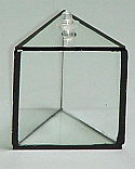 Prism Acrylic, Hollow, Equilateral