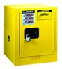 Justrite Sure-Grip EX Safety Cabinet 4 Gallon