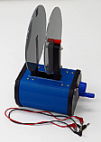 Variable Plate Capacitor