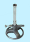 Bunsen Burner Flame Fast Natural Gas with Needle Valve