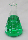Erlenmeyer Flask Borosilicate Glass Lab Zap 500mL, Pack of 8 Pieces