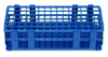Test Tube Rack Stand Plastic for 90 Tubes