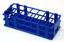 Test Tube Rack Stand Plastic for 21 Tubes