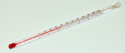 """Thermometer 6 """" Dual Scale F and C"""