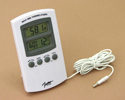 Maximum Minimum Indoor Outdoor and Hygrometer